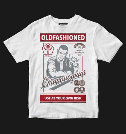 Футболка Oldfashioned